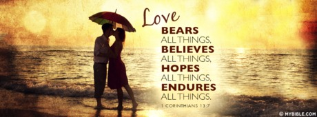 Image result for love bears all
