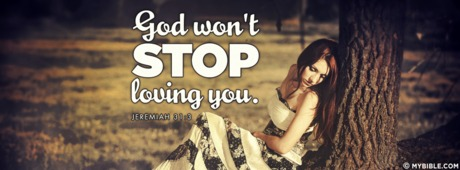 God Won't Stop Loving You