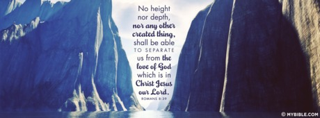No Height Nor Depth, Nor Any Other Created Thing