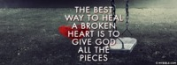 Give God All The Pieces