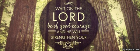 Wait On The Lord