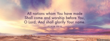 All Nations Shall Come And Worship Before You
