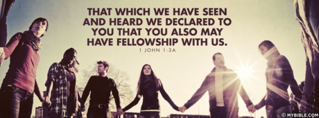 Have Fellowship With Us