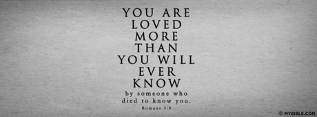 You Are Loved More
