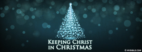 Image result for Christ in Christmas holiday facebook covers