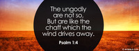 The Ungodly Are Not So