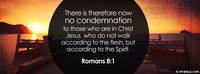 No Condemnation For Those In Christ Jesus