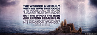 """""""He worked and he built with his own two hands..."""