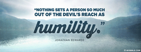 jonathan edwards humility sets you out of the devil s reach
