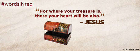 Where Is Your Treasure.