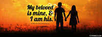 I Am My Beloved's And He Is Mine.