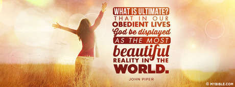 John Piper - Is God The Most Beautiful Reality In Your LIFE ...