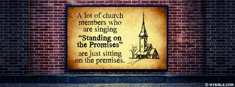 Standing On The Promises Of God.