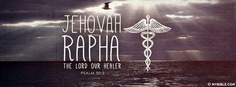 Psalm 30:2 NKJV - Jehovah Rapha - The Lord Our Healer  - Facebook