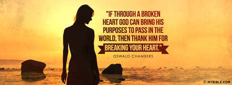 Heartbroken - A Divine Encounter