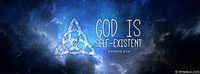 God Is Self-Existent.