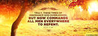 All People Must Repent.