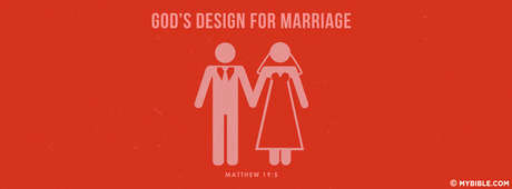 God's Design For Marriage.