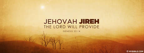 Jehovah Jirah - The Lord Will Provide. Names Of God