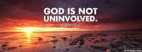 God Is Very Involved.
