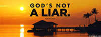God Is Truthful.