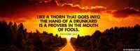 Mouth Of Fools.