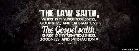 Christ Is Thy Righteousness, Goodness, And Satisfaction