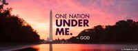 One Nation Under Me.