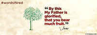 That You Bear Much Fruit