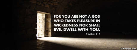 Nor Shall Evil Dwell With You