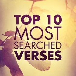 Top 10 Most-Searched Verses